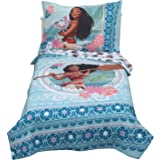 Disney Moana Aqua Toddler Bedding Set (4pc)