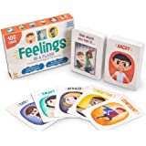Feelings in a Flash | Emotional Intelligence Flashcard Game | Toddlers & Special Needs Children | Teaching Empathy Activities