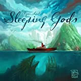 Red Raven Games Sleeping Gods Board Game