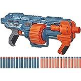 Nerf Elite 2.0 - Shockwave RD-15 Blaster - Pump Action - 30 Nerf Darts - 15-Dart Rotating Drum - Built-in Customizing Capabil