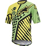 Alpinestars Men's Sight Speedster Short Sleeve Jersey