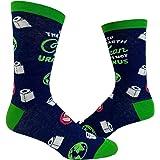 Keep The Earth Clean It's Not Uranus Socks Funny Toilet Space Humor Graphic Footwear