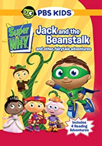Super Why: Jack & Beanstalk & Other Fairytale Advt [DVD] [Import]