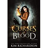 Curses & Blood: A Witch Urban Fantasy (The Dark Files Book 4)