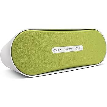 Creative D100 ワイヤレス スピーカー グリーン Bluetooth SP-D100-GR