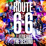 "EXILE THE SECOND LIVE TOUR 2017-2018 ""ROUTE 6・6""(DVD2枚組)(初回生産限定盤)"