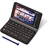 カシオ 電子辞書 英語コンテンツ充実エクスワード XD-SX9800BK 200コンテンツ ブラック