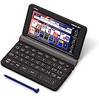 カシオ 電子辞書 英語コンテンツ充実エクスワード XD-SX9800BK 200コンテンツ ブラック XD-SXN98B…