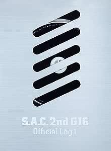 攻殻機動隊S.A.C.2nd GIG Official Log 1 [DVD]