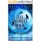 Flea Market Magic (Southern Relics Cozy Mysteries Book 1)
