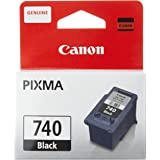Canon BJ Cartridge PG-740 BK, Black