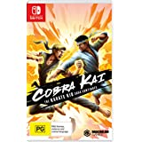 Cobra Kai: The Karate Kid Saga Continues - Nintendo Switch