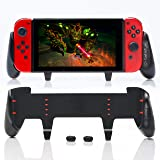 Satisfye - Zengrip Pro, A Switch Grip Compatible With Nintendo Switch - Comfortable & Ergonomic Grip, Joy Con & Switch Contro