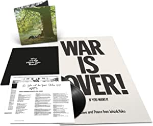 Plastic Ono Band (The Ultimate Mixes) Deluxe Vinyl 2LP [12 inch Analog]