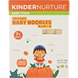 KinderNurture Organic Baby Noodles- Pumpkin Flavour, 200 grams