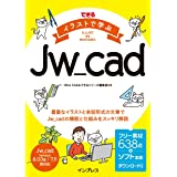 できる イラストで学ぶJw_cad できる イラストで学ぶシリーズ