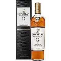 【父の日 ギフト プレゼントに最適】シングルモルト ウイスキー ザ マッカラン 12年 [イギリス 700ml ] [ギ…