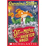 Geronimo Stilton #3: Cat and Mouse in a Haunted House (English Edition)