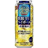 ニッカ淡麗辛口ハイボール缶 [ ウイスキー 日本 500ml×24本 ]