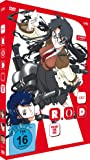 R.O.D -READ OR DIE- OVA コンプリート DVD-BOX (全3作品, 100分) アール・オー・ディー リード・オア・ダイ 倉田英之 舛成孝二 アニメ [DVD] [Import] [PAL, 再生環境をご確認ください]