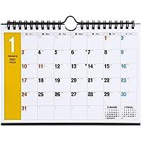 高橋 2021年 カレンダー 卓上 A5 E101 ([カレンダー])