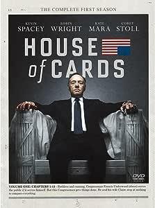 ハウス・オブ・カード 野望の階段 SEASON 1 DVD Complete Package (デヴィッド・フィンチャー完全監修パッケージ仕様)