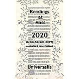 Mass Readings 2020 (Australia & New Zealand) (Mass Readings Australasia Book 1)