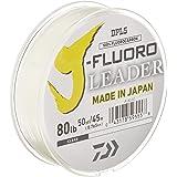 Daiwa J-Fluoro Clear Fluorocarbon Leader 50 yd