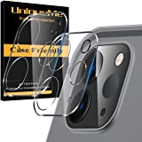 "[2 Pack] UniqueMe Camera Lens Protector for iPad Pro 2020 [ 11"" 12.9"" ][New Version] Tempered Glass Screen Protector [Case Fr"