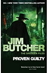 Proven Guilty: The Dresden Files, Book Eight (The Dresden Files series 8) Kindle Edition