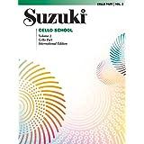 Suzuki Cello School, Volume 2: Cello Part