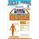 小林製薬の栄養補助食品 ビタミンC お徳用 約60日分 180粒