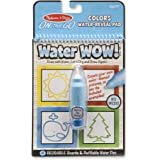Melissa & Doug 9444 On The Go Water Wow! Activity Pad - Colors and Shapes