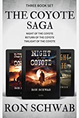 The Coyote Saga: Western Box Set (Books 1 - 3) Kindle Edition