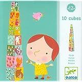 DJECO(ジェコ) 10フォーレストブロックス DJ08507