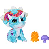 Hasbro E7963 FurReal- Hoppin' Topper- Baby Dino- Interactive Plush Pet Toy- 35+ Sounds & Motion Combinations- Kids Toys- Ages