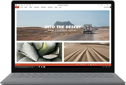 【 限定モデル!2018 年 5 月発売 】 マイクロソフト Surface Laptop [サーフェス ラップトップ ノートパソコン] 13.5 インチ PixelSense ディスプレイ core m3/4GB/128GB プラチナ DAP-00024