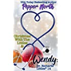 Christmas with the Littles & Wendy: Dr. Richards Littles® 14 (Dr. Richards' Littles)