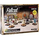 Modiphius Fallout Wasteland Warfare Institute Core Box Miniature Game
