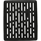 Rubbermaid Evolution Antimicrobial Sink Mat, Black, Small (FG1G1706BLA)