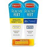 O'Keeffe's K0980056 Variety Foot Cream, Lip Balm