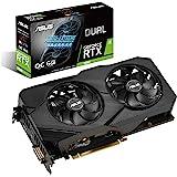 ASUS NVIDIA GeForce RTX 2060 搭載 デュアルファンモデル 6G DUAL-RTX2060-O…