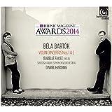 バルトーク : ヴァイオリン協奏曲集 (Bela Bartok : Violin Concertos Nos. 1 & 2 / Isabelle Faust (violin), Swedish Radio Symphony Orchestra , D