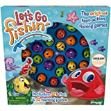 Amazon Exclusive Bonus Edition Let's Go Fishin' - Includes Lucky Ducks Make-A-Match Game!