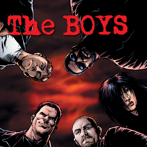 The Boys (Issues) (Reihe in 13 Bänden)