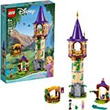 LEGO Disney Rapunzel's Tower 43187 Building Kit for Kids; A Great Birthday for Disney Princess Fans; Ideal for Kids who Like