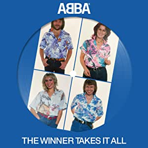 The Winner Takes It All[Picture Vinyl] [Analog]