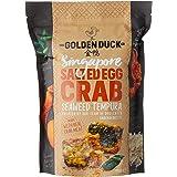 The Golden Duck Golden Duck Salted Egg Crab Seaweed Tempura, 110 g