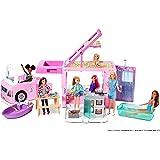 Barbie 3-in-1 Dream Camper Vehicle and Accessories