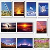 絶景 アラスカ オリジナルポストカード 10枚セット